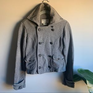 4/$25 Polo Jeans Co. Sweater Pea Coat Size XS